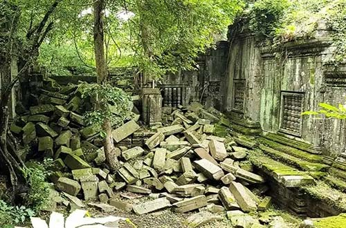 Angkor Special tour Temple
